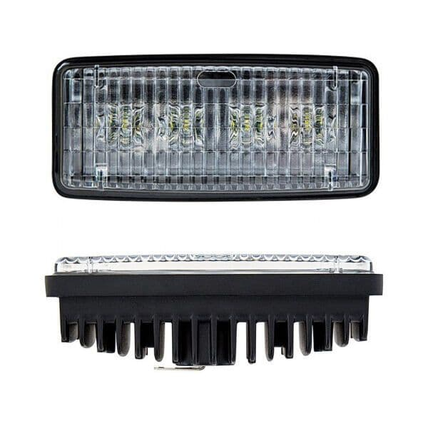 12w AGRICULTURAL CREE LED TRACTOR WORK LIGHTS new holland deere driving light